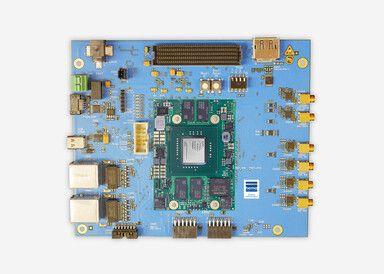 hema Mainboard mit Enclustra FPGA-Modul