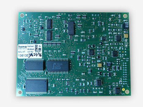 Grafik-Overlay Videomodul für die Industrielle Endoskopie mit Xilinx FPGA