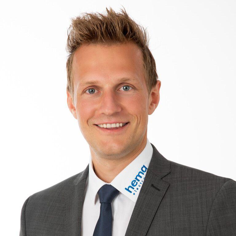 Dennis Burkert - Leitung Produktion / Einkauf - hema electronic GmbH