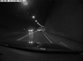 Klare Sicht im Tunnel mit seelectorICAM