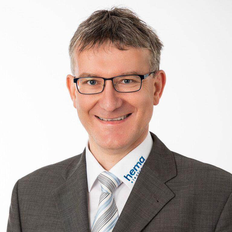 Michael Mößmer - Leiter Entwicklung - hema electronic GmbH