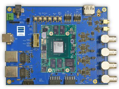 Embedded Vision Board with Mercury-XU9-Modul from Enclustra