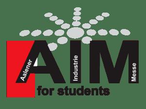 Logo AIM Aalener Industriemesse - AIM for students