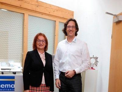 Foto Interview Unternehmensnachfolge im IHK Magazin