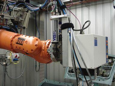hema Kamera-System seelectorICAM LASER an Trumpf 3D PFO-System