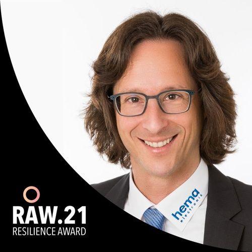 RAW.21 Resilience Award 2021