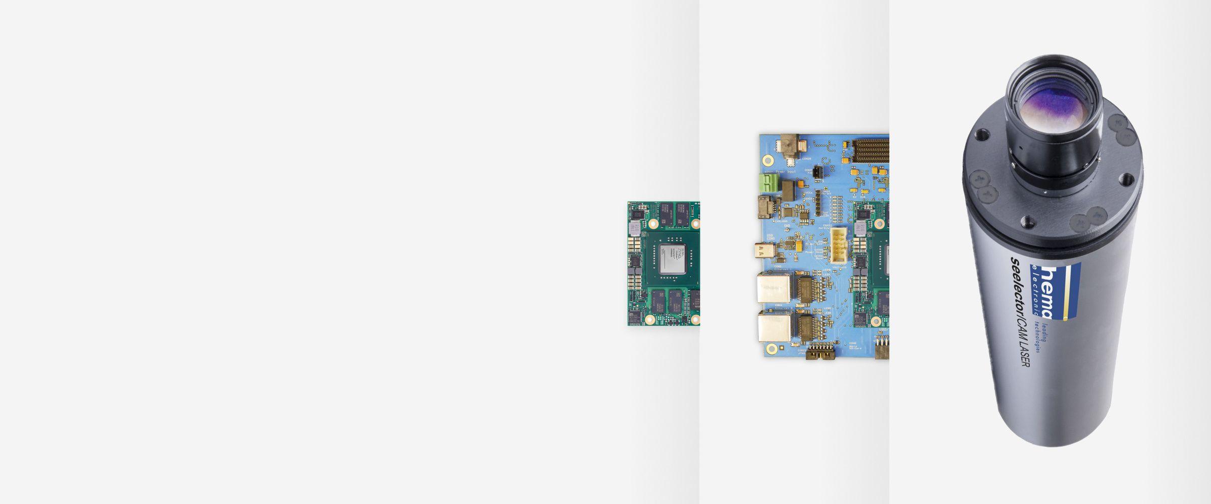 Module, Elektroniken & Komplettsysteme