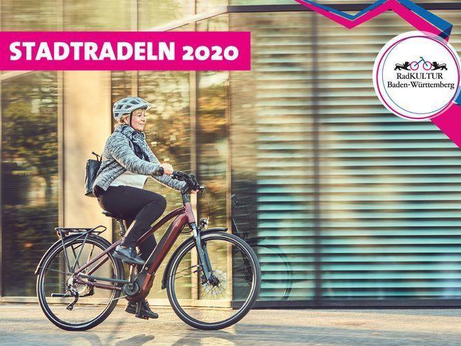 Aktion STADTRADELN 2020