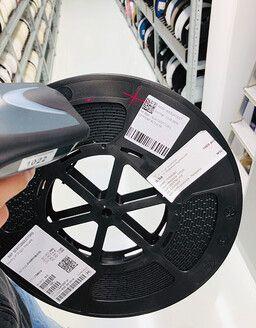Traceability via barcode