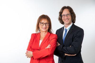 Generationenwechsel bei hema electronic: Charlotte Helzle übergibt Geschäftsführung an Ihren Sohn Oliver Helzle