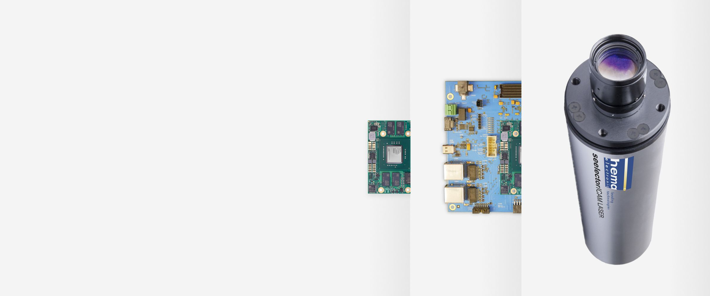 Modules, electronics & complete systems