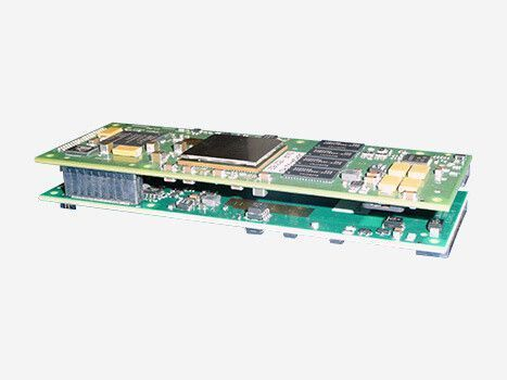 Hauptplatine einer CMOS HDR-Videokamera mit Xilinx FPGA