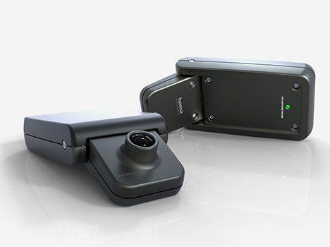 ICAMdrive HDR Videokamera für PKW Versuchsfahrzeuge